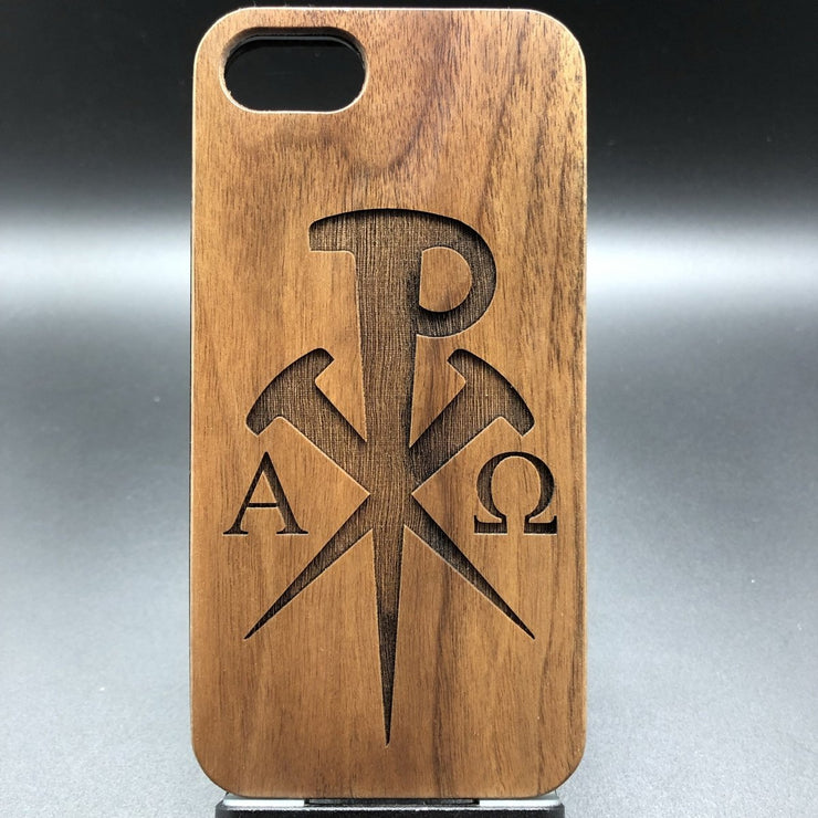 Chi Rho - Engraved - ECPC - The Reformed Sage - reformed - reformed gifts - christian gifts - christian hoodie - christian apparel - christian decor - christian art -
