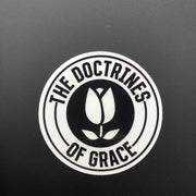 Doctrines of Grace Redux - Decal - Decal - The Reformed Sage - #reformed# - #reformed_gifts#