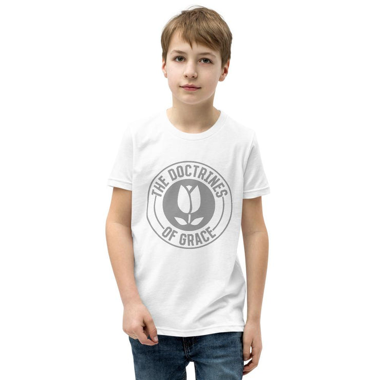 Doctrines of Grace Redux - Youth T-Shirt - The Reformed Sage - reformed - reformed gifts - christian gifts - christian hoodie - christian apparel - christian decor - christian art -