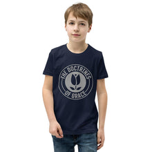 Load image into Gallery viewer, Doctrines of Grace Redux - Youth T-Shirt - The Reformed Sage - reformed - reformed gifts - christian gifts - christian hoodie - christian apparel - christian decor - christian art -