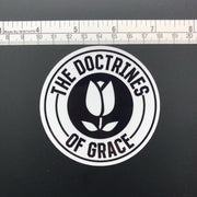 Doctrines of Grace Redux - Decal - Reformed Sage