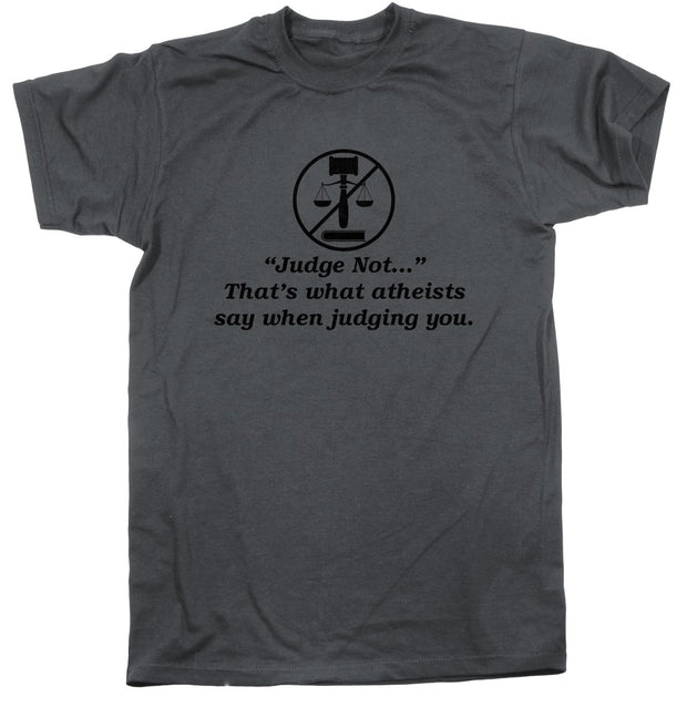 Judge Not - Shirt - The Reformed Sage - #reformed# - #reformed_gifts#