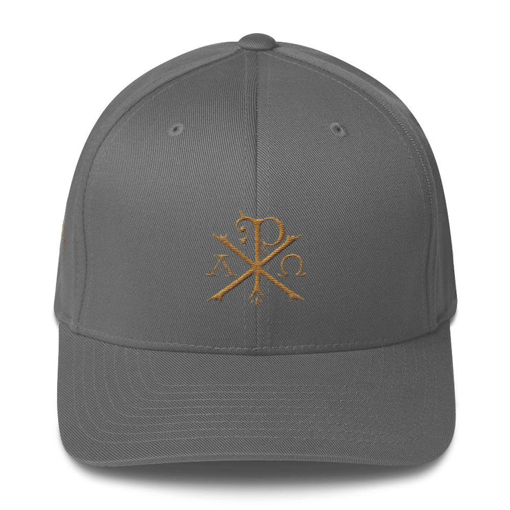 Chi Rho Flexfit - Hat - The Reformed Sage - #reformed# - #reformed_gifts#