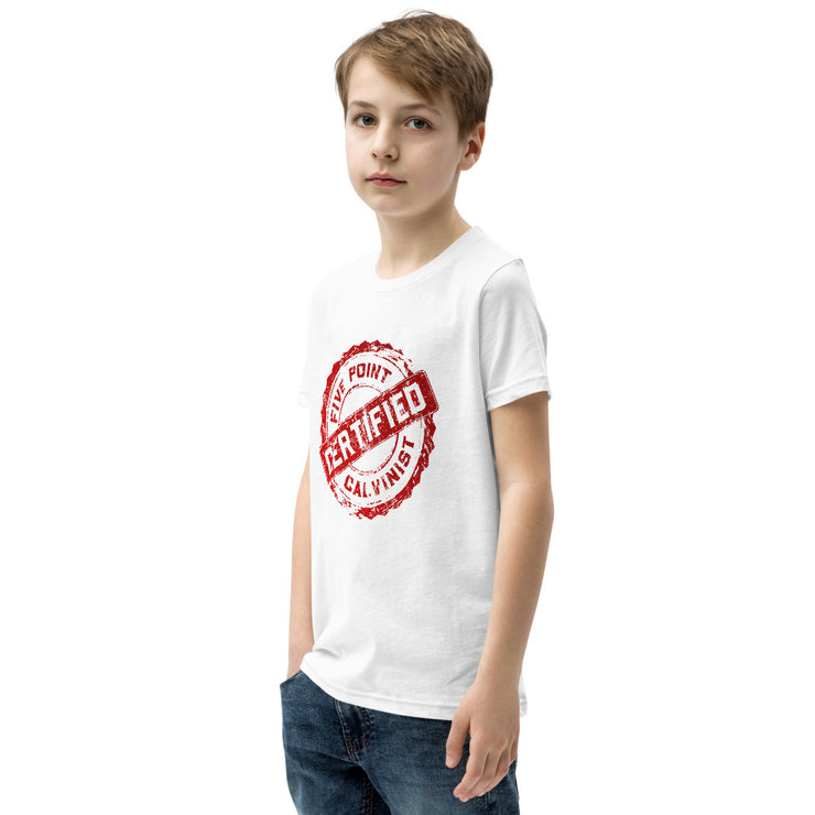 Certified - Youth T-Shirt