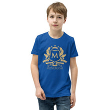 Load image into Gallery viewer, Monergism - Youth T-Shirt - The Reformed Sage - reformed - reformed gifts - christian gifts - christian hoodie - christian apparel - christian decor - christian art -