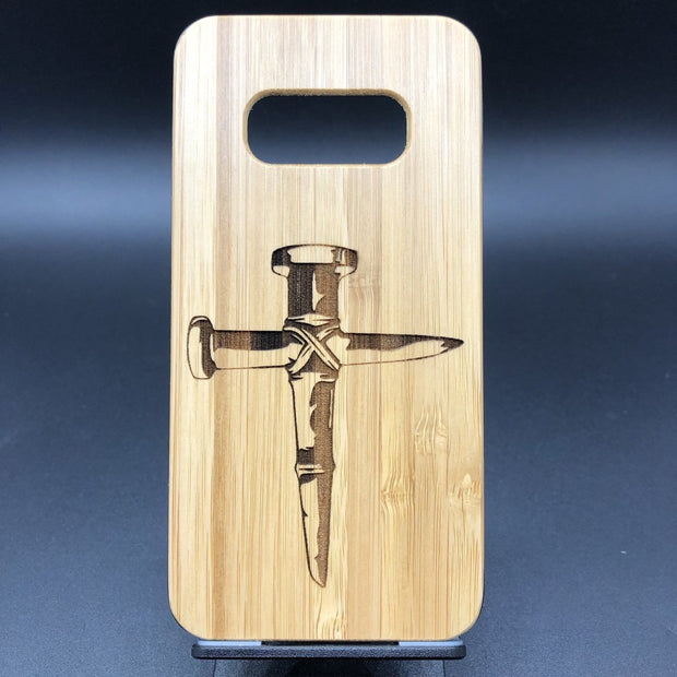 Nail Cross - Engraved - ECPC - The Reformed Sage - reformed - reformed gifts - christian gifts - christian hoodie - christian apparel - christian decor - christian art -