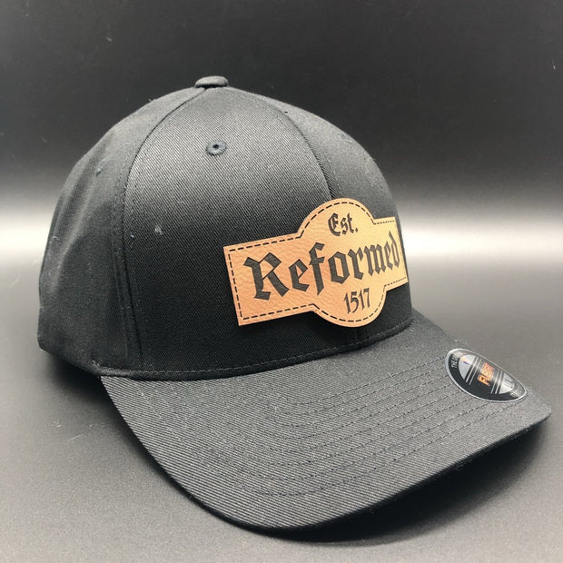 Reformed Est. 1517 - Hat - The Reformed Sage - #reformed# - #reformed_gifts#