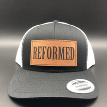 Load image into Gallery viewer, Reformed - Hat - The Reformed Sage - reformed - reformed gifts - christian gifts - christian hoodie - christian apparel - christian decor - christian art -