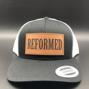 Reformed - Hat - The Reformed Sage - reformed - reformed gifts - christian gifts - christian hoodie - christian apparel - christian decor - christian art -