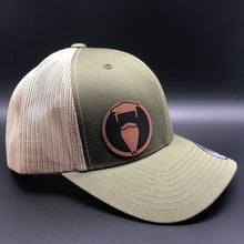 Load image into Gallery viewer, Reformed Sage Logo - Hat - The Reformed Sage - reformed - reformed gifts - christian gifts - christian hoodie - christian apparel - christian decor - christian art -
