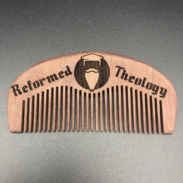 Reformed Theology - Comb - Comb - The Reformed Sage - reformed - reformed gifts - christian gifts - christian hoodie - christian apparel - christian decor - christian art -