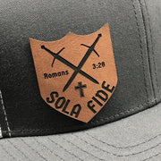 Sola Fide - Hat - The Reformed Sage - reformed - reformed gifts - christian gifts - christian hoodie - christian apparel - christian decor - christian art -