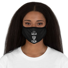 Load image into Gallery viewer, Sola Fide - Mask - Accessories - The Reformed Sage - reformed - reformed gifts - christian gifts - christian hoodie - christian apparel - christian decor - christian art -