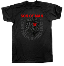 Load image into Gallery viewer, Son of Man - Tee - Shirt - The Reformed Sage - reformed - reformed gifts - christian gifts - christian hoodie - christian apparel - christian decor - christian art -
