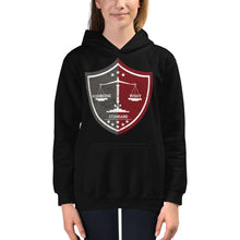 Load image into Gallery viewer, Standard - Kids Hoodie - The Reformed Sage - reformed - reformed gifts - christian gifts - christian hoodie - christian apparel - christian decor - christian art -