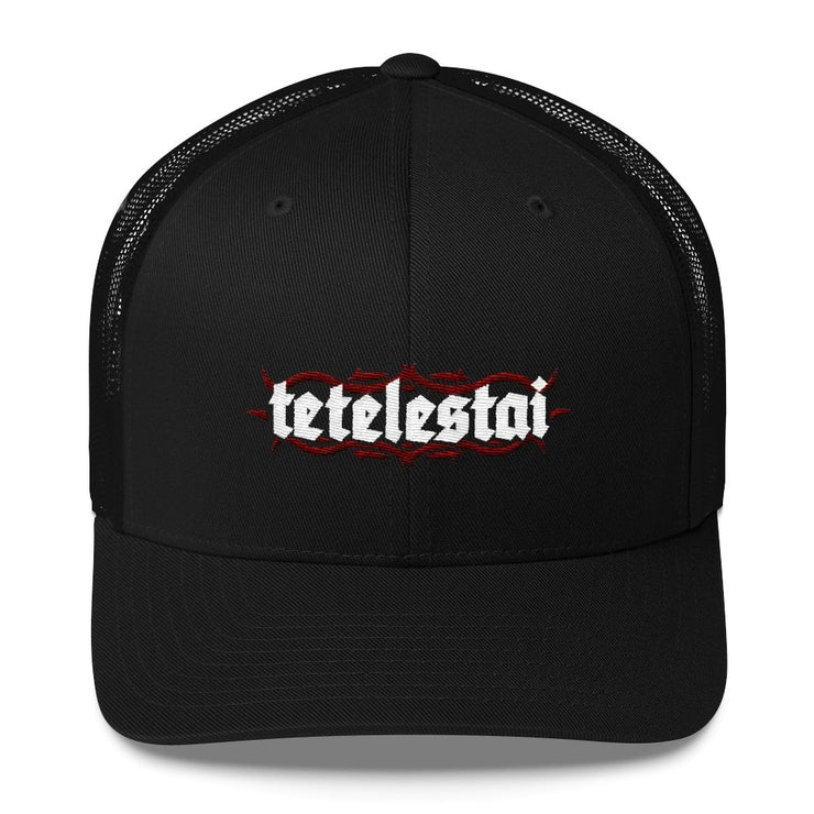 Tetelestai - Hat - The Reformed Sage - reformed - reformed gifts - christian gifts - christian hoodie - christian apparel - christian decor - christian art -