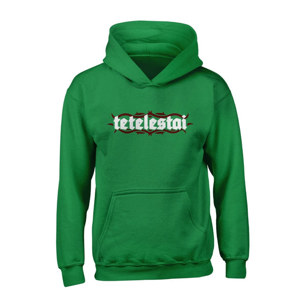 Tetelestai - Hoodie - Hoodie - The Reformed Sage - reformed - reformed gifts - christian gifts - christian hoodie - christian apparel - christian decor - christian art -