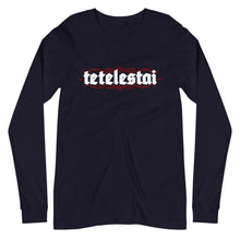 Load image into Gallery viewer, Tetelestai - Long Sleeve - The Reformed Sage - reformed - reformed gifts - christian gifts - christian hoodie - christian apparel - christian decor - christian art -