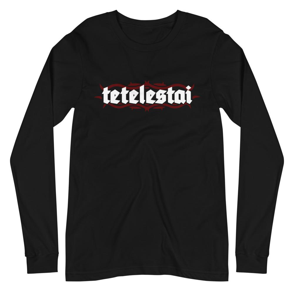 Tetelestai - Long Sleeve - The Reformed Sage - reformed - reformed gifts - christian gifts - christian hoodie - christian apparel - christian decor - christian art -