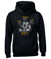 The Death of Death - Hoodie - Hoodie - The Reformed Sage - reformed - reformed gifts - christian gifts - christian hoodie - christian apparel - christian decor - christian art -