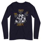 The Death of Death - Long Sleeve - The Reformed Sage - reformed - reformed gifts - christian gifts - christian hoodie - christian apparel - christian decor - christian art -