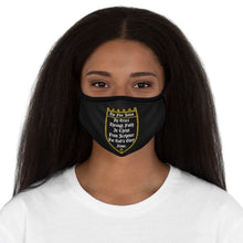 Load image into Gallery viewer, The Five Solas - Mask - Accessories - The Reformed Sage - reformed - reformed gifts - christian gifts - christian hoodie - christian apparel - christian decor - christian art -