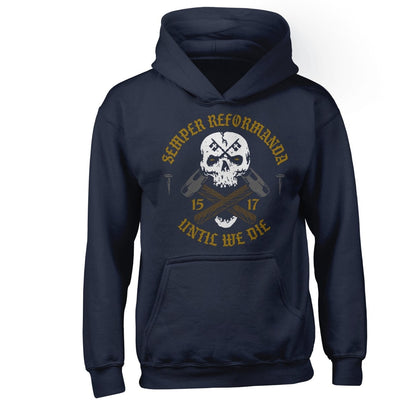 Until We Die - Hoodie - Hoodie - The Reformed Sage - reformed - reformed gifts - christian gifts - christian hoodie - christian apparel - christian decor - christian art -