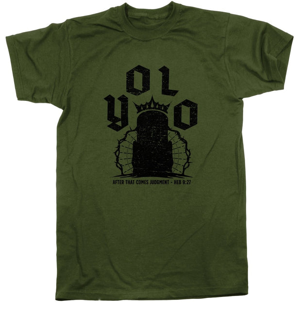 YOLO - Shirt - The Reformed Sage - #reformed# - #reformed_gifts#