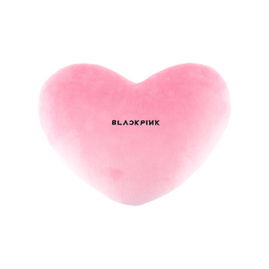 BLACKPINK 'IN YOUR AREA HEART CUSHION'