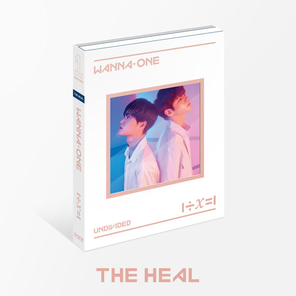 WANNA ONE SPECIAL ALBUM '1 ÷ X = 1 (UNDIVIDED)' + POSTER