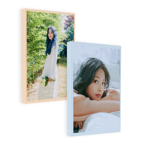 TZUYU (TWICE) 'YES, I AM TZUYU' 1ST PHOTO BOOK