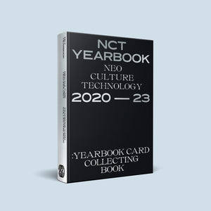 NCT 'YEAR BOOK - CARD COLLECTING BOOK'