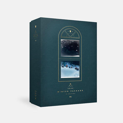 BTS '2020 WINTER PACKAGE'