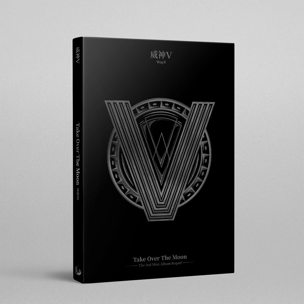 WAYV 2ND MINI ALBUM 'TAKE OVER THE MOON - SEQUEL'