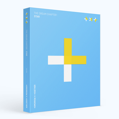 TOMORROW X TOGETHER (TXT) 1ST MINI ALBUM 'THE DREAM CHAPTER : STAR'
