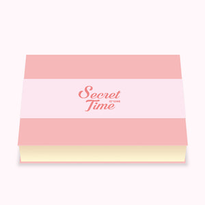 IZ*ONE 'SECRET TIME' PHOTO BOOK + POSTER
