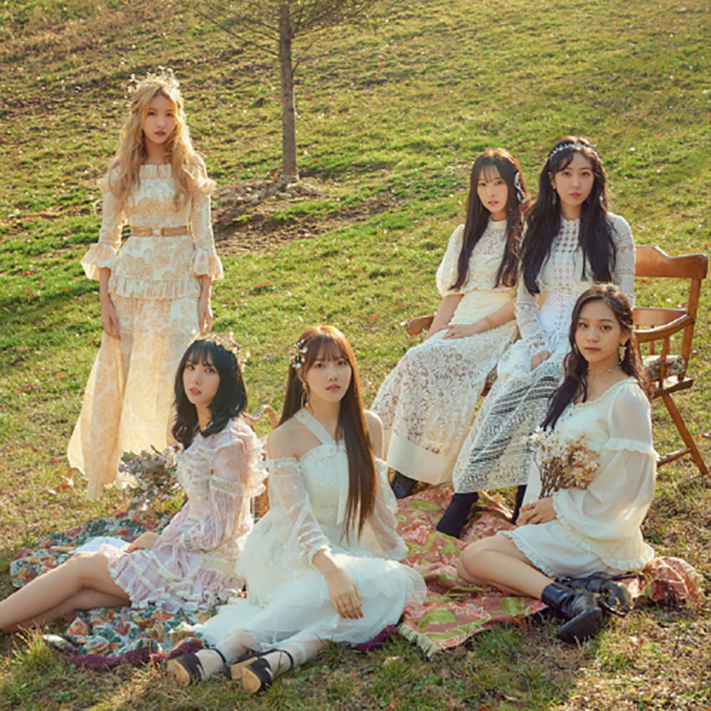 GFRIEND 2ND ALBUM 'TIME FOR US'