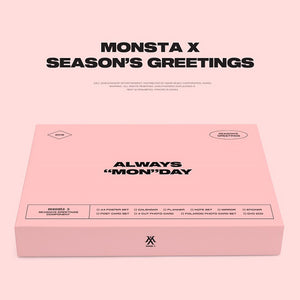MONSTA X '2019 SEASON'S GREETINGS'