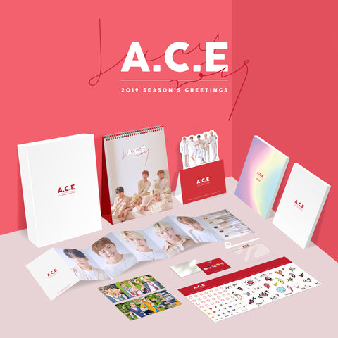 A.C.E '2019 SEASON'S GREETINGS'