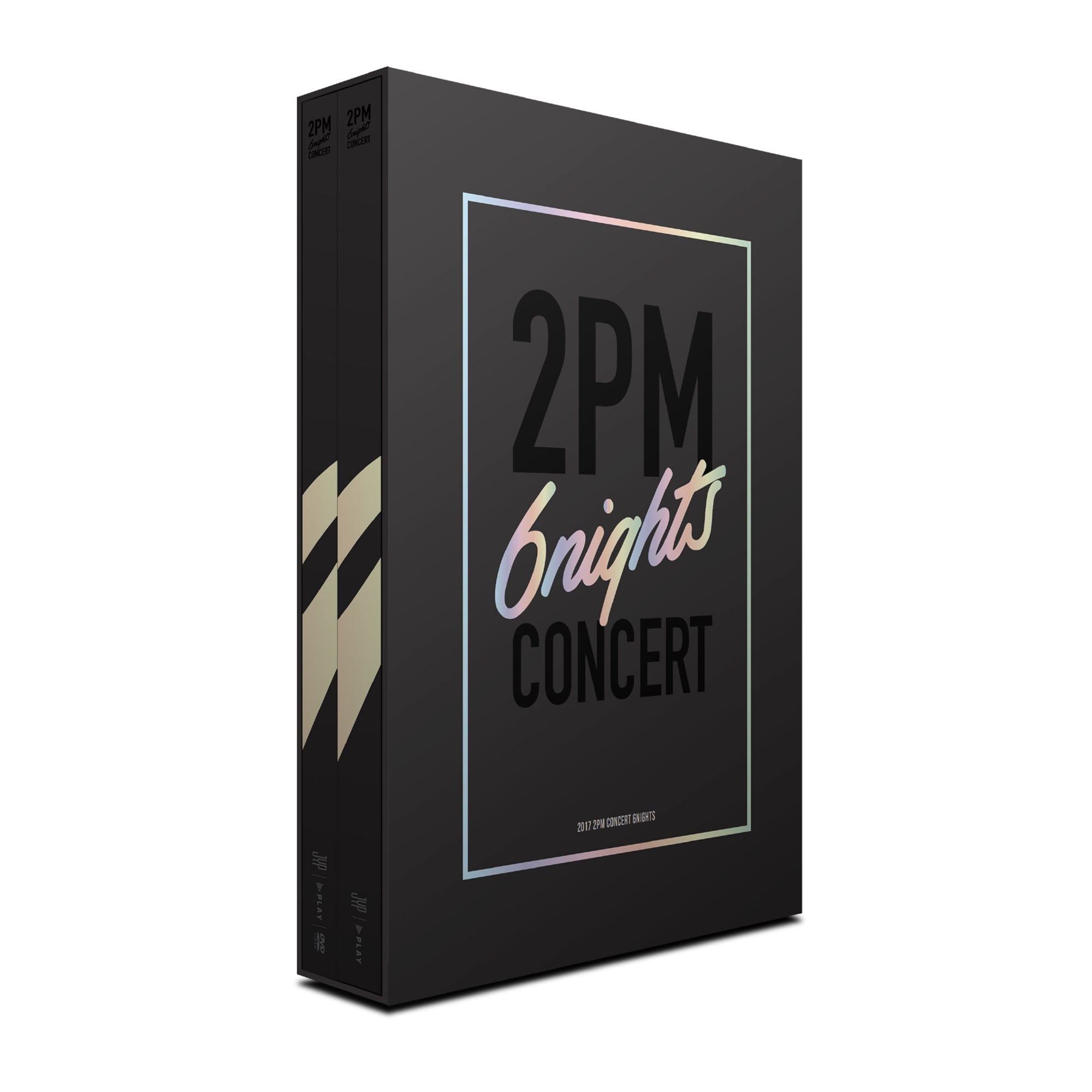 2PM '2017 2PM CONCERT 6NIGHTS'