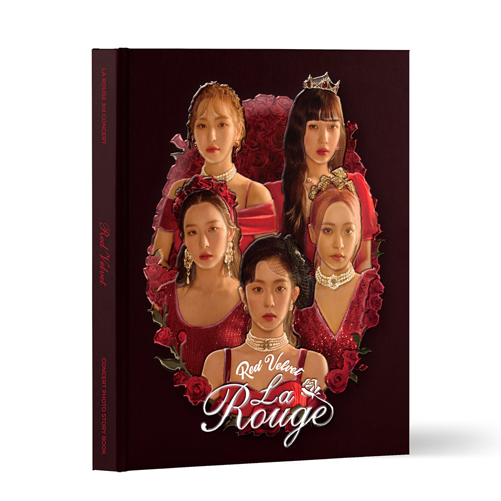 RED VELVET 'LA ROUGUE' CONCERT PHOTO BOOK