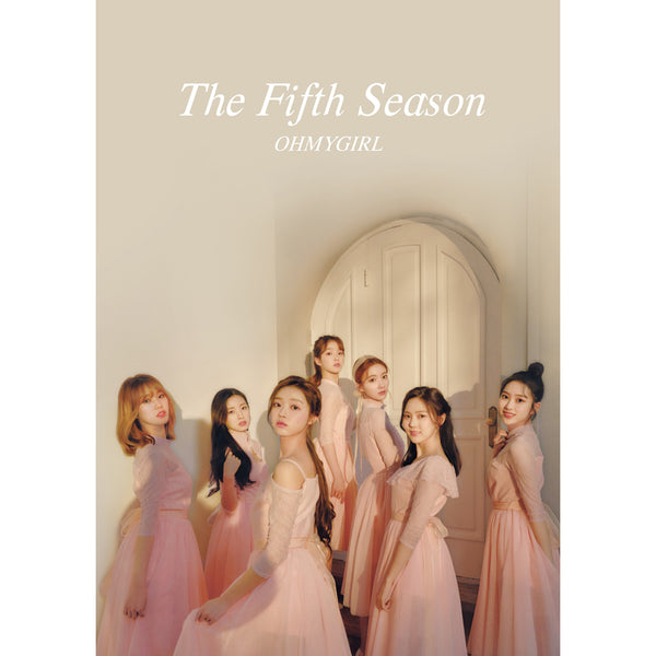 OH MY GIRL 1ST ALBUM 'THE FIFTH SEASON' + POSTER