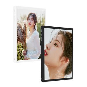 SANA (TWICE) 1ST PHOTO BOOK 'YES, I AM SANA'