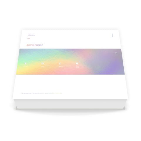 SEVENTEEN '2019 SEASON'S GREETINGS'