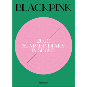 BLACKPINK '2020 BLACKPINK'S SUMMER DIARY IN SEOUL' DVD