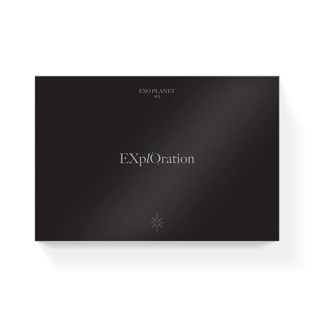 EXO 'EXO PLANET #5 - EXPLORATION' CONCERT DVD