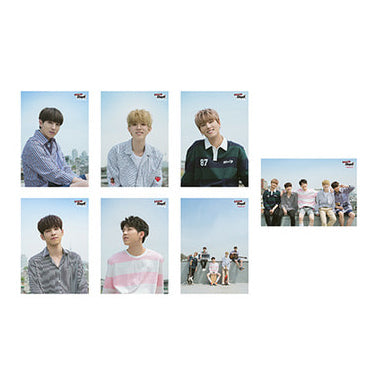 DAY6 'EVERY DAY6 POSTER SET' (7 SHEETS)