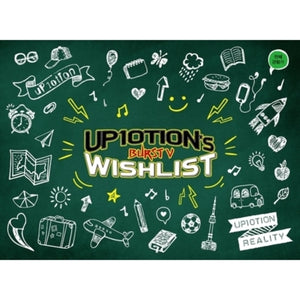 UP10TION 'UP10TION'S WISH LIST - BURST V' DVD
