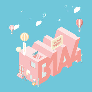 B1A4 '2018 SEASON'S GREETINGS'