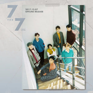 GOT7 '7 FOR 7 PRESENT EDITION'